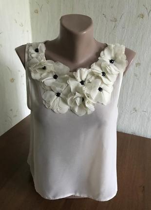 Красива майка кофточка блузка miso