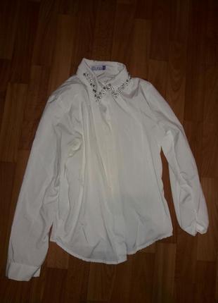 Блузка школьная!!!