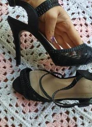 Красивые женские босоножки # женские босоножки # черные босоножки # stephan