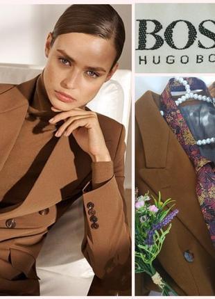 Фирменный стильный качественный натуральный винтажный пиджак в мужском стиле