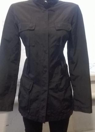 Плащ куртка ветровка sisley