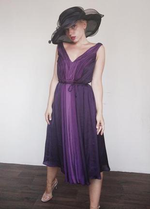 """Великолепнейшее платье """"нежный ирис"""""""