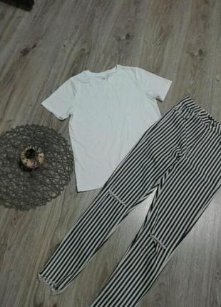 Базовая футболка, біла футболка