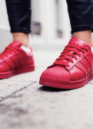Adidas superstar by pharrell williams оригинал размер 40 {25,7 см}