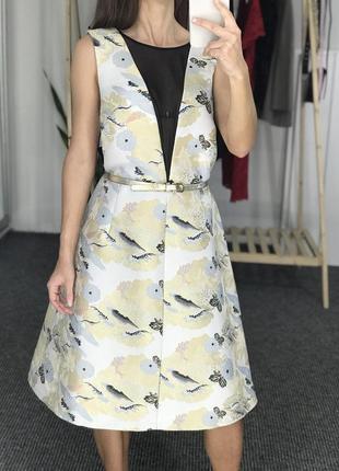 Розпродаж платье нарядное, стильное, выпускное, праздничное, украинский орнамент next