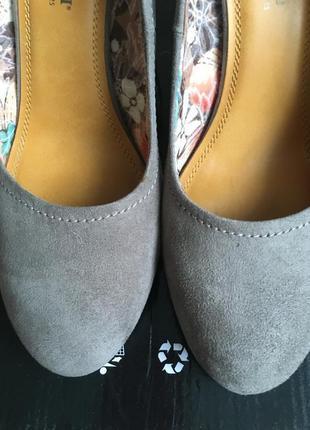 Стильные красивые удобные туфли 🥿 marco tozzi