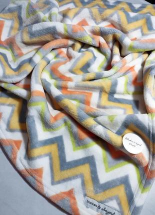 Распродажа!канадский брендовый плед blankets and beyond пледик одеяло2 фото