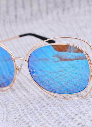 Большие красивые очки,  распродажа