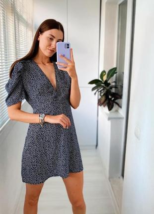 Натуральное платье prettylittlething
