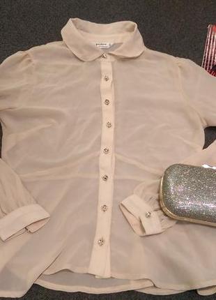 Милейшая блуза petite