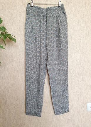 Брюки, штаны, джоггеры с боковыми карманами от massimo dutti,