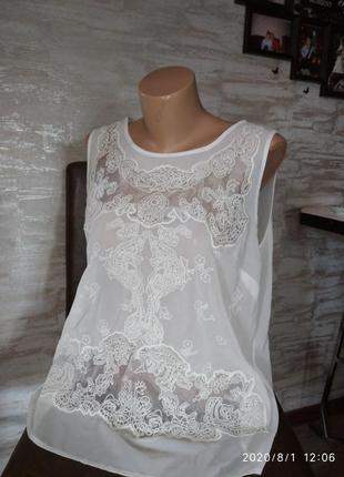Шикарная, нарядная блуза!!!