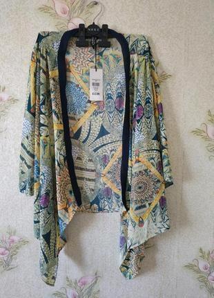 Новая женская накидка кимоно # кимоно # женская накидка # intuition