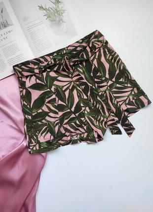 Ідеальні легесенькі шорти esmara в тропічний принт ❤