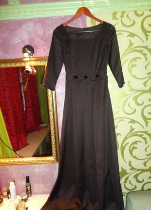 Платье длинное gizia 4g