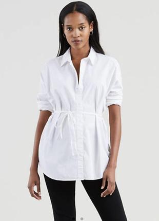 Рубашка женская levis oversize fit левис оригинал