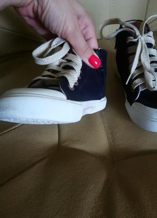 Ботиночки на девочку фирмы georgе4 фото