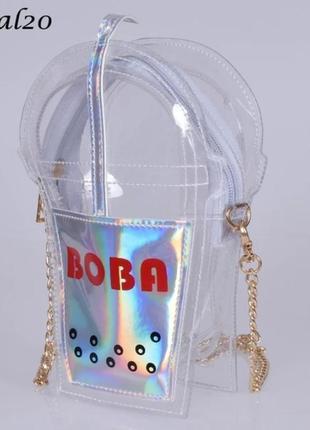 Прозрачная сумочка 💖👜