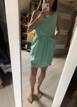 Летнее платье, сарафан размер с