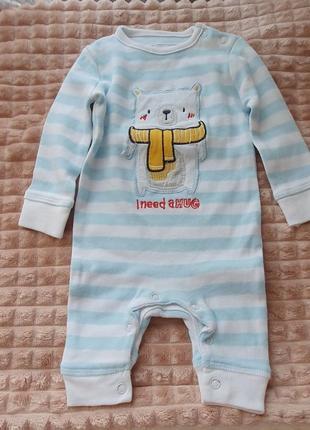 Чоловічок для немовляти