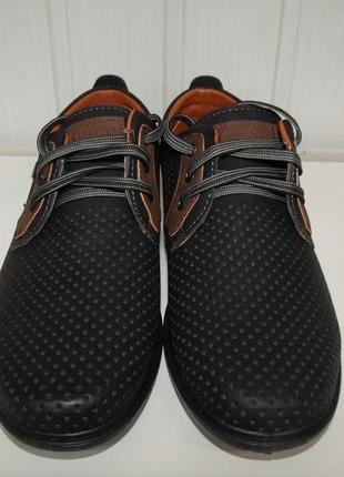 Туфли мужские ж - 2486. размеры: 40,41,43,45.
