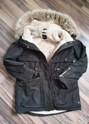 Парка(зимняя куртка)
