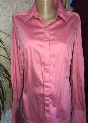 Очень нежная блуза рубашка