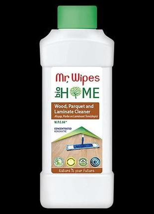 Моющее средство для паркета и ламината mr. wipes farmasi