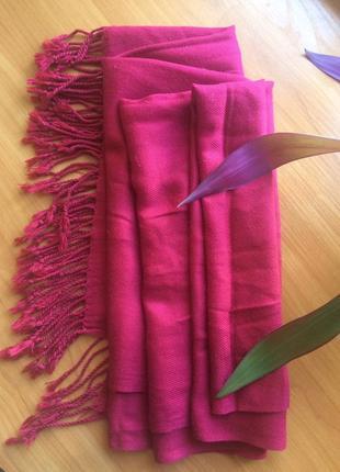 Палантин шарф пашмина