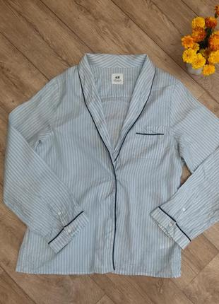 Пижамная рубашка h&m💙