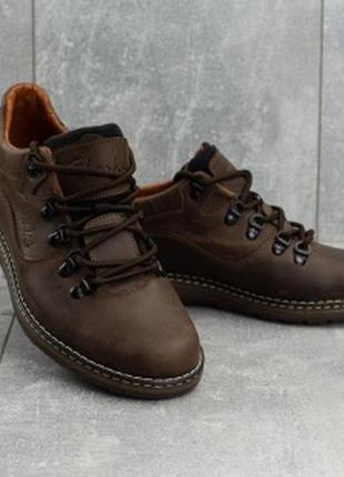 Мужские туфли кожаные весна/осень
