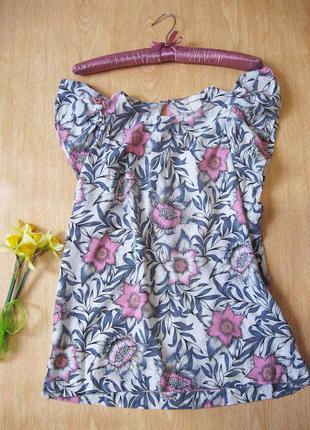 Очень красивая, мягкая блузка