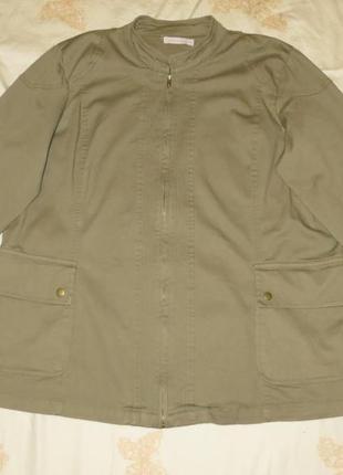 Куртка, ветровка на молнии р.22
