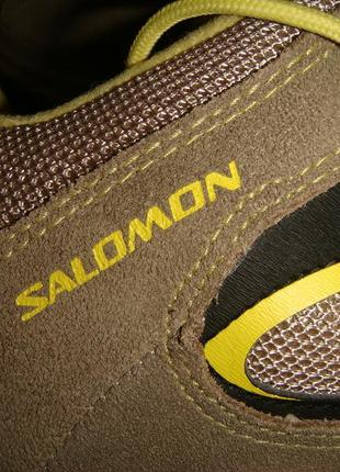 Ботинки треккинговые salomon , 38 2\3 (25 см)