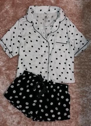 Фирменная пижамка или костюмчик для дома 10-12 размер, евро 38-40