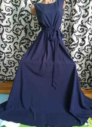 Довге плаття, нове.