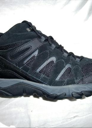 Ботинки merrell outmost vent mid gtx j09505 оригинал натуральна замша , мембрана