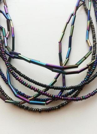 Ожерелье, колье, бижутерия