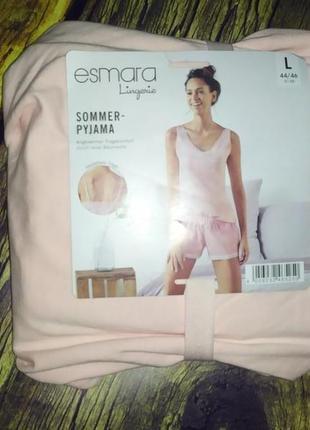 Нежная пижама домашний костюм esmara германия распродажа4 фото