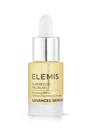 Масло для лица elemis superfood facial oil