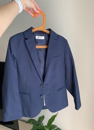 Пиджак для мальчика h&m резерв