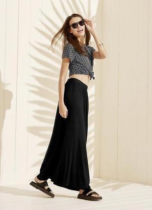 Эффектная длинная юбка в пол, макси от немецкого бренда esmara