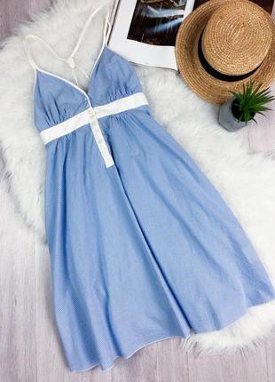 Красивое платье в клетку gant
