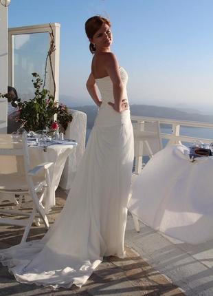 Свадебное платье , испанское, известного бренда pronovias