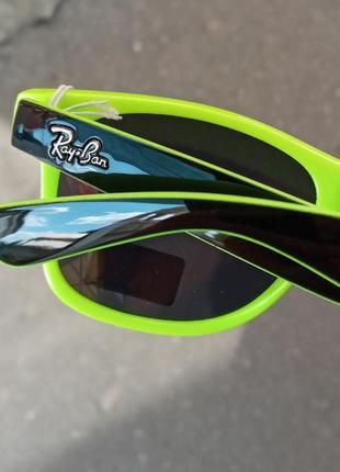 Стильные очки унисекс вайфареры италия распродажа