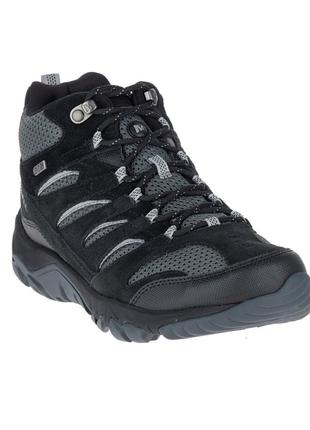Ботинки merrell j09563 white pine mid ventilator waterproof оригінал мембрана нові