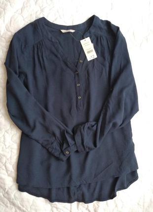 Новая блуза с асимметричным низом от george