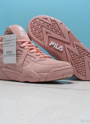 "Кроссовки fila vita ""pink"""