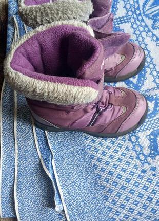 Зимние ботинки reima p.30