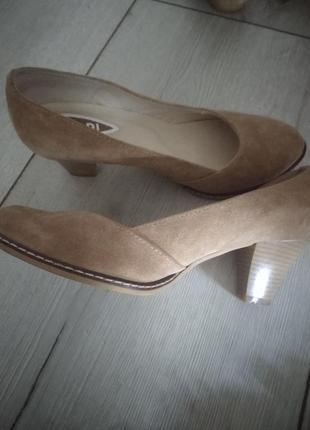Замшевые туфельки soldi,удобные!!!